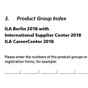 Product Group Index