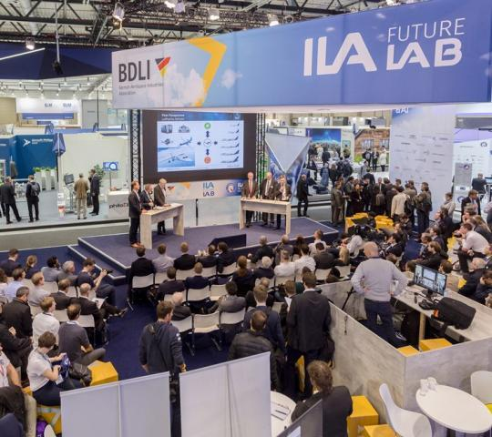 ILA Berlin Special Features