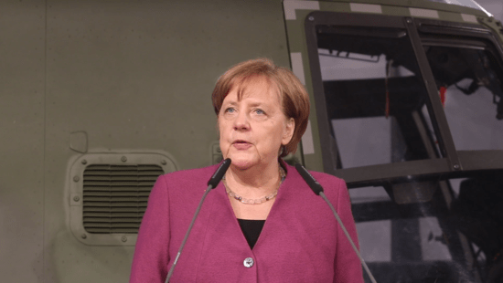 Opening Speech Chancellor Merkel  ILA Berlin 2018
